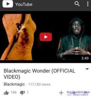 "Blackmagic's ""Wonder"" Video Hits 100,000 Youtube Views In Few Days"
